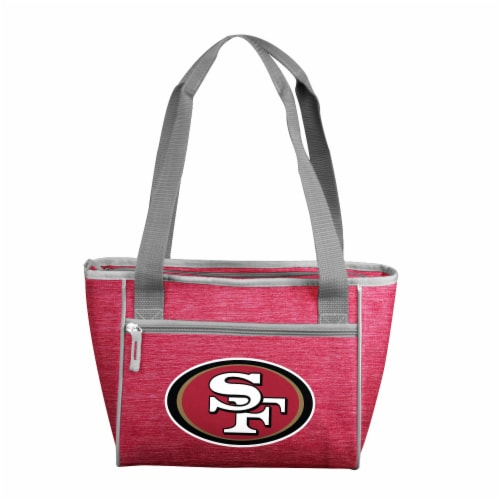 San Francisco 49ers 16-Can Cooler Perspective: front