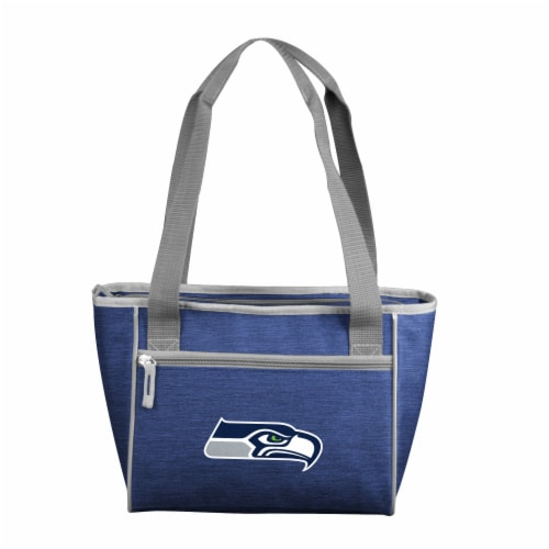 Seattle Seahawks 16-Can Cooler Perspective: front