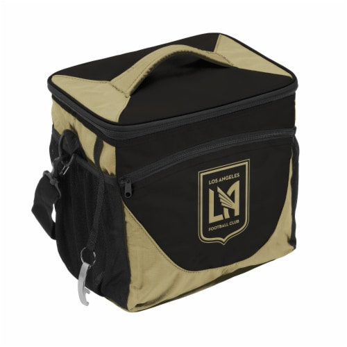 Los Angeles FC 24-Can Cooler Perspective: front