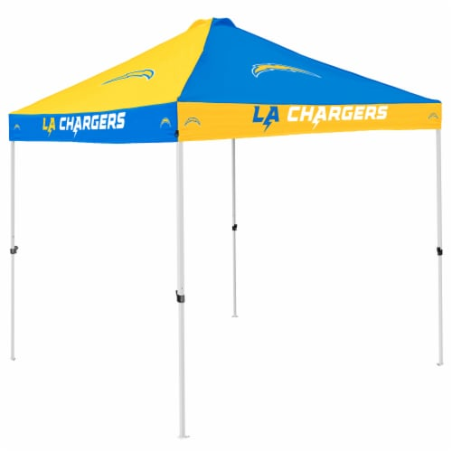 LA Chargers Tent Perspective: front