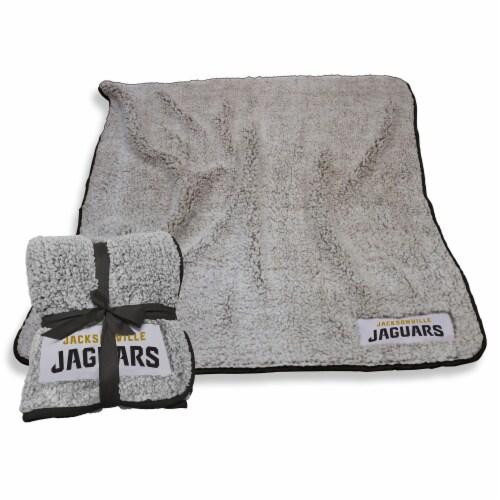 Jacksonville Jaguars Frosty Fleece Perspective: front