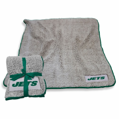 New York Jets Frosty Fleece Perspective: front