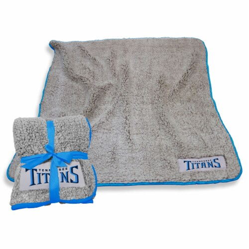 Tennessee Titans Frosty Fleece Perspective: front