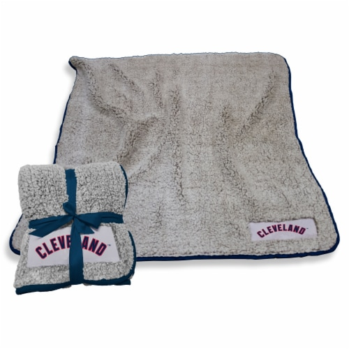 Cleveland Indians Frosty Fleece Perspective: front