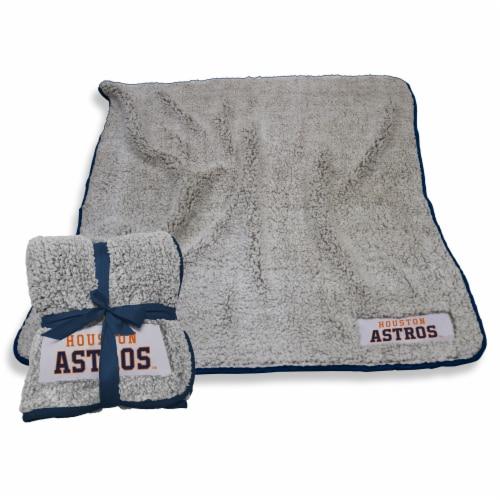Houston Astros Frosty Fleece Perspective: front