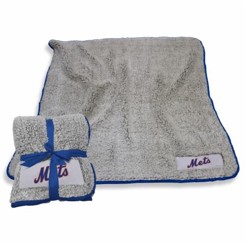 New York Mets Frosty Fleece Perspective: front