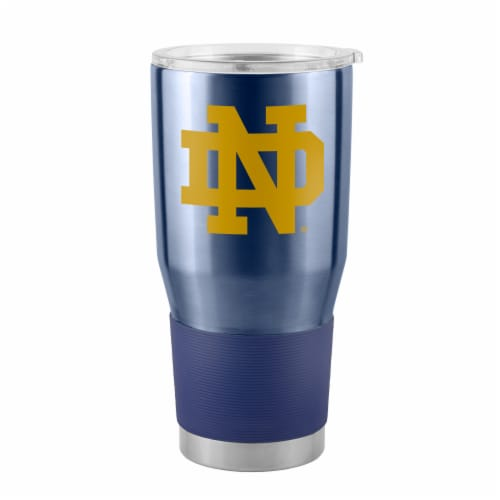 Notre Dame Fighting Irish Stainless Gameday Tumbler Perspective: front