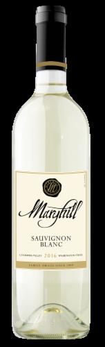 Maryhill Sauvignon Blanc White Wine Perspective: front