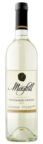 Maryhill Winemaker's White Wine blend Perspective: front