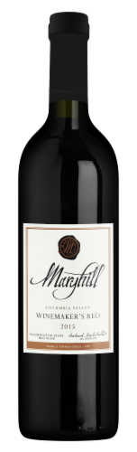 Maryhill Winemakers Red Wine Blend Perspective: front
