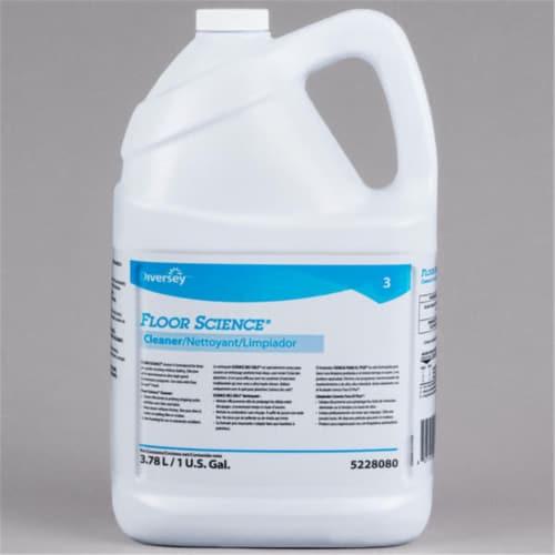 Diversey Cleaner,Floor Science,Clr CBD540458EA Perspective: front
