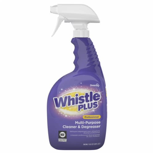 Diversey Cleaner,Whistle Plus,Pp CBD540564 Perspective: front