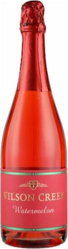 Wilson Creek Winery Watermelon Wine Perspective: front