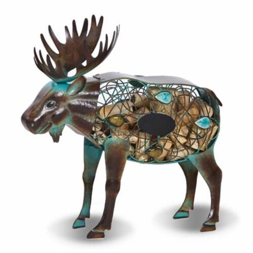 Picnic Plus Spectrum Moose Cork Caddy Perspective: front