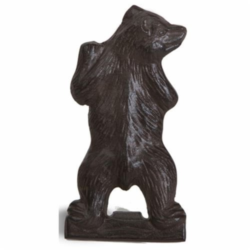 Picnic Plus PPB-288BE Bear Bottle Opener, Brown Perspective: front