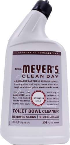 Mrs. Meyer's Clean Day Lavender Toilet Cleaner Perspective: front