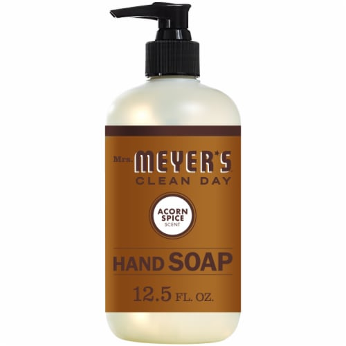 Mrs. Meyer's® Clean Day Acorn Spice Scented Hand Soap Perspective: front