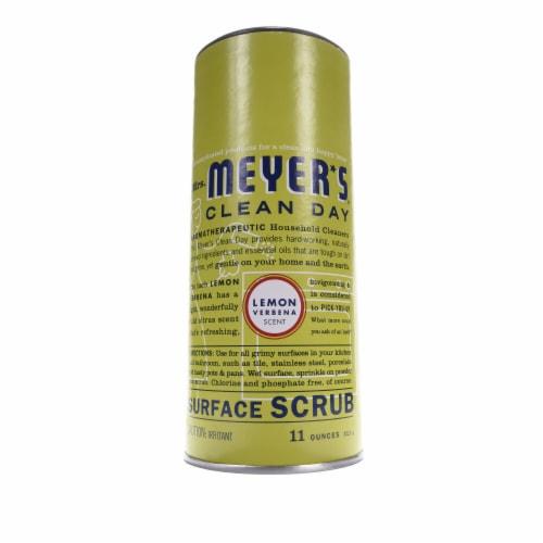 Mrs. Meyer's Lemon Verbena Surface Scrub Perspective: front