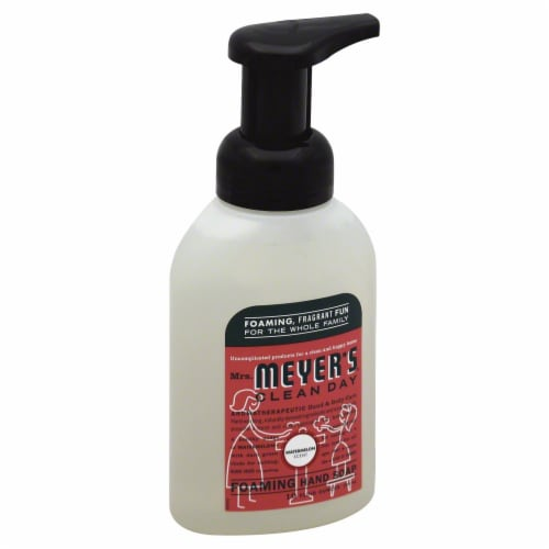 Mrs. Meyer's Clean Day Watermelon Foaming Hand Soap Perspective: front