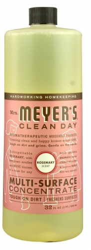 Mrs. Meyer's Clean Day Multi-Surface Concentrate Rosemary Perspective: front