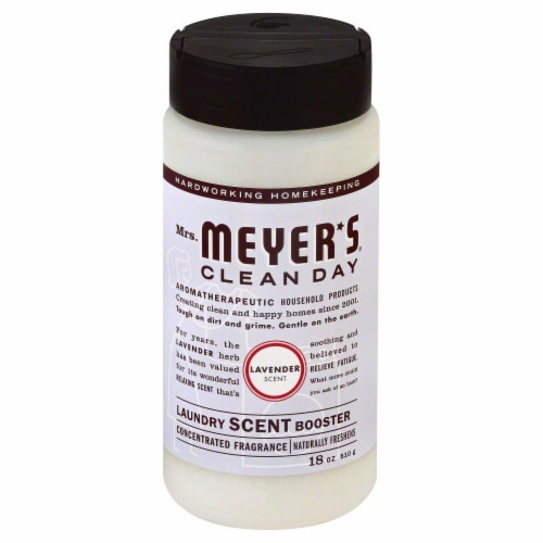 Mrs. Meyer's Clean Day Lavender Laundry Scent Booster Perspective: front