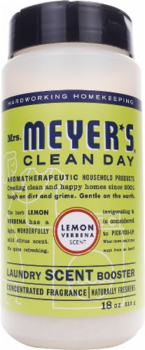 Mrs. Meyer's Clean Day Lemon Laundry Scent Booster Perspective: front
