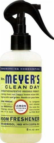 Mrs. Meyer's Clean Day Lemon Verbena Room Freshener Perspective: front