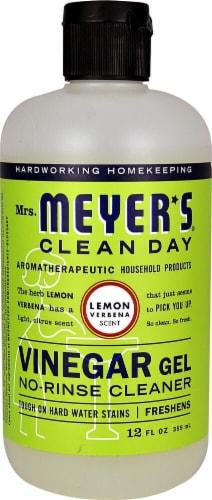 Mrs. Meyer's  Clean Day Vinegar Gel No-Rinse Cleaner Lemon Verbena Perspective: front