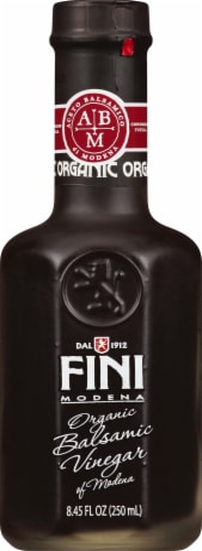 Fini Balsamic Vinegar of Modena Perspective: front