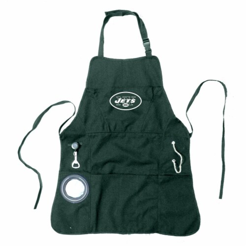 New York Jets Men's Apron Perspective: front