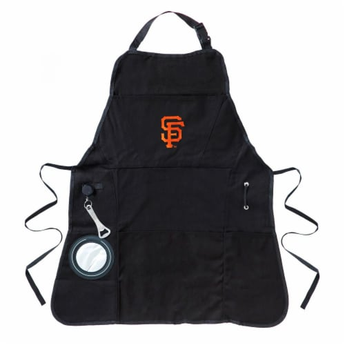 San Francisco Giants Grilling Apron Perspective: front