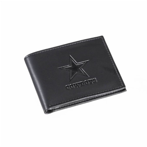 Dallas Cowboys Bi-Fold Wallet Perspective: front