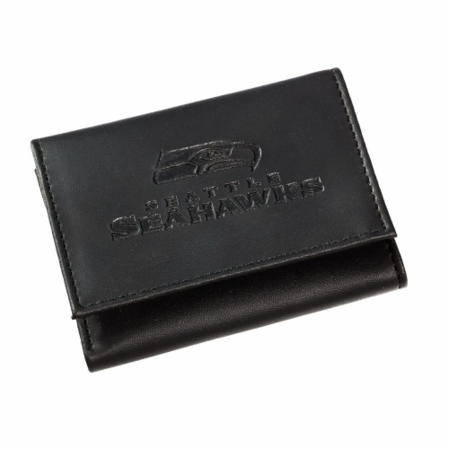 Seattle Seahawks Tri-Fold Wallet Perspective: front
