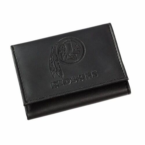 Washington Redskins Tri-Fold Wallet Perspective: front