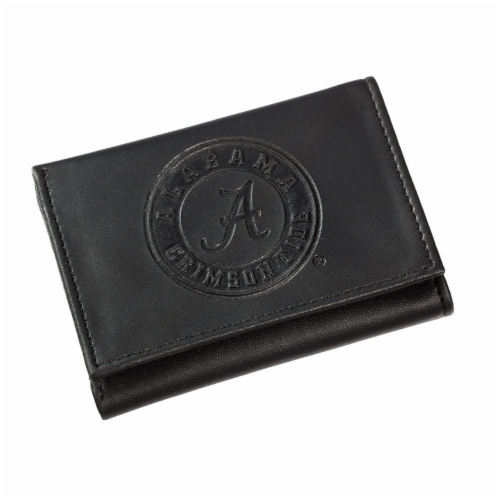 Alabama Tri-Fold Wallet Perspective: front