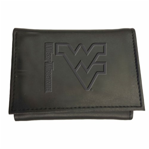 West Virginia Tri-Fold Wallet Perspective: front