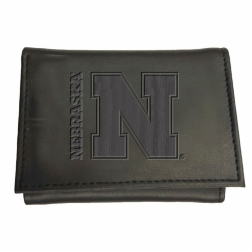 Nebraska Tri-Fold Wallet Perspective: front