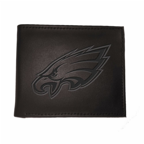 Philadelphia Eagles Bi-Fold Wallet Perspective: front