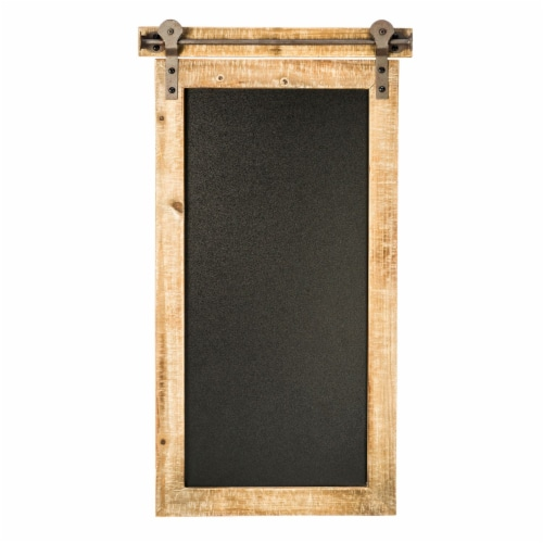 Evergreen Chalkboard Perspective: front