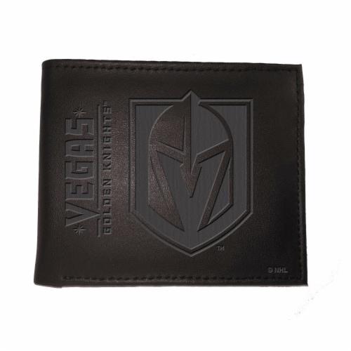 Vegas Golden Knights Bi-Fold Wallet Perspective: front