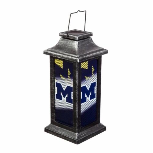University of Michigan Solar Garden Lantern Perspective: front
