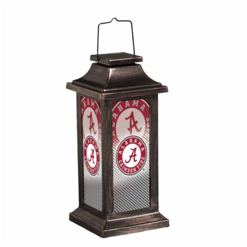 University of Alabama Solar Garden Lantern Perspective: front