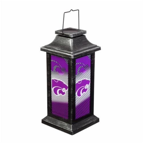 Kansas State University Solar Garden Lantern Perspective: front