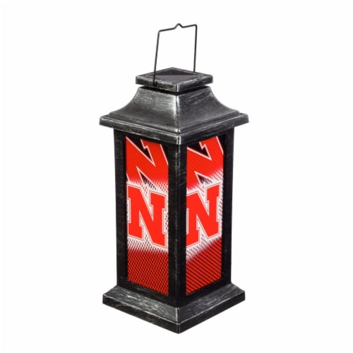 University of Nebraska Solar Garden Lantern Perspective: front