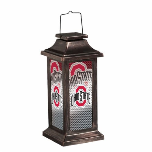 The Ohio State University Solar Garden Lantern Perspective: front
