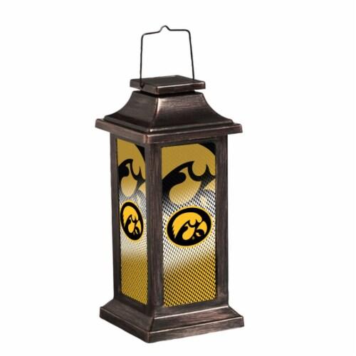 University of Iowa Solar Garden Lantern Perspective: front