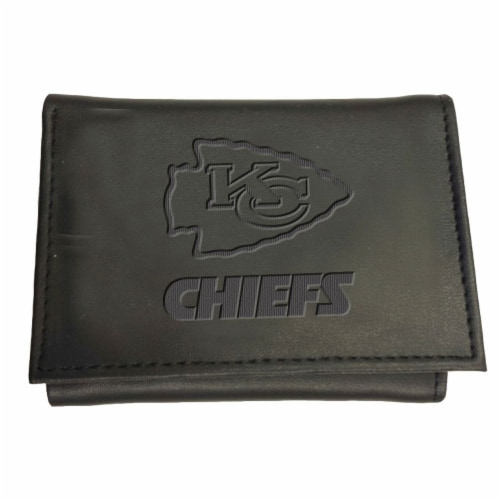 Kansas City Chiefs Tri-Fold Wallet Perspective: front