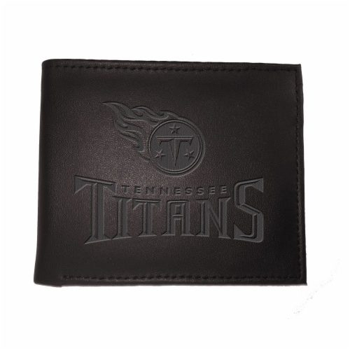 Tennessee Titans Bi-Fold Wallet Perspective: front