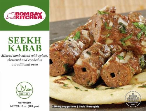 Bombay Kitchen Lamb Seekh Kebab Perspective: front