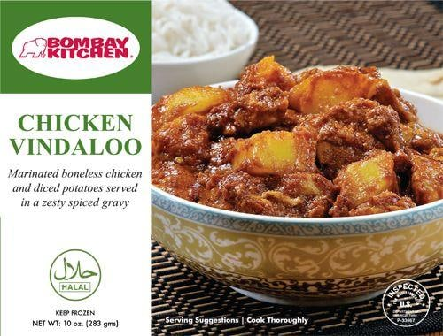 Bombay Kitchen Chicken Vindaloo Perspective: front